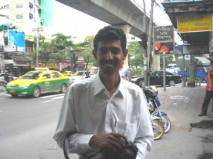 バングラデシュのお兄さん