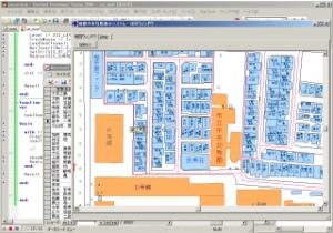 Borland Developer Studio2006でSISシステムを開発してるところ