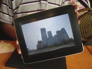 Panoramas on iPad
